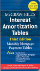 McGraw-Hill's Interest Amortization Tables 3rd ed.